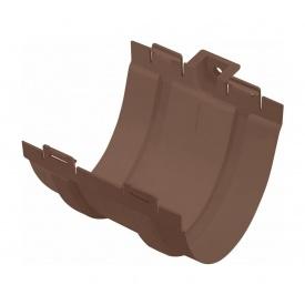 Муфта ринви Альта-Профіль Стандарт 115 мм коричневий