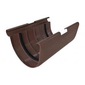 Муфта ринви Альта-Профіль Еліт 125 мм коричневий