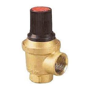 Предохранительный клапан HERZ с диафрагмой DN 25 PN 3 (1260803)