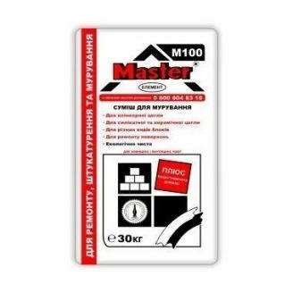 Универсальная кладочная смесь Мaster Element 30 кг