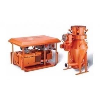 Пневмотранспортная установка Knauf PFT Silomat Е 100 20 л/мин