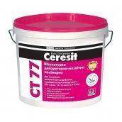Полимерная мозаичная штукатурка Ceresit CT 77 0,8-1,2 мм 14 кг 16D