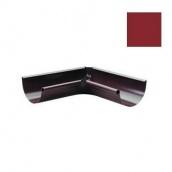 Угол внутренний Pruszynski Niagara 125 мм (RAL3011/коричнево-красный)