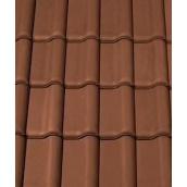 Керамическая черепица CREATON Premion 280х460 мм (brown matt)