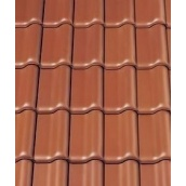 Керамическая черепица CREATON Premion 280х460 мм (copper red engobe slipped)