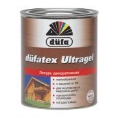 Лазурь Dufatex Ultragel 0,75 л дуб