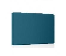 Фасадная кассета Ruukki Liberta original 102Grande 900*1100*2400 мм (RAL5024/пастельно-синий)