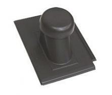 Круглий неутеплений вентиляційний елемент Terran Зеніт 110 мм гроссо