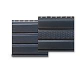 Панель софит ASKO перфорированная 3,5 м графит