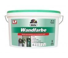 Краска Dufa Wandfarbe D1a 1 л белый