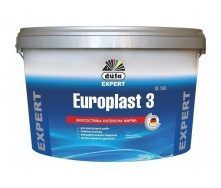 Краска Dufa Europlast 3 DE103 10 л белый