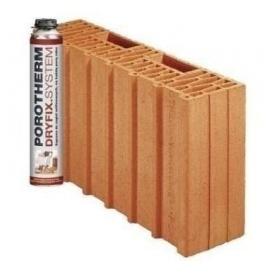 Керамічний блок Porotherm PTH 44 1/2 P+W Dryfix 440x124x249 мм