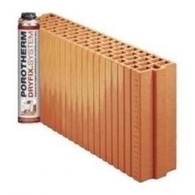 Керамічний блок Porotherm PTH 11,5 P+W Dryfix 110x498x249 мм