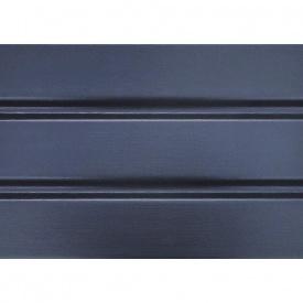 Панель софіт ASKO без перфорації 3,5 м графіт