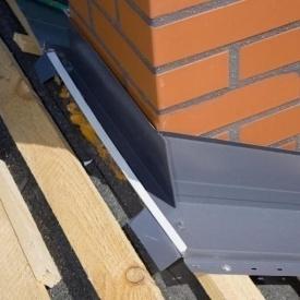 Удлинительный модуль FAKRO GZM 100 см серо-коричневый