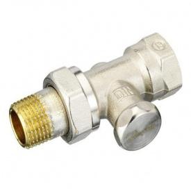 Прямой клапан Danfoss RLV-S-15 Ду 15 (003L0124)