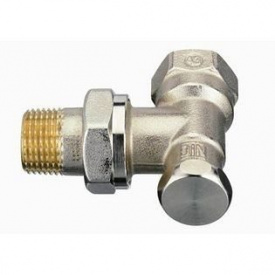 Кутовий клапан Danfoss RLV-S-15 Ду 15 (003L0123)