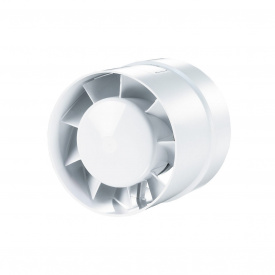 Вентилятор Вентc 100 ВКО турбо 135 м3/час 16 Вт