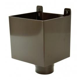 Воронка зливоприймаюча Nicoll 33 100 мм коричневый