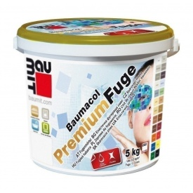 Затирка для швів Baumit Premium Fuge 2 кг orange