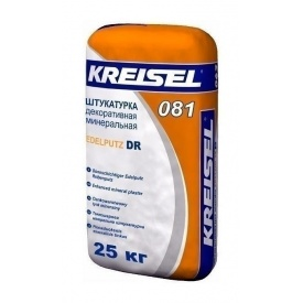 Штукатурка KREISEL Edelputz DR 081 короед 2 мм 25 кг