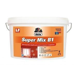 Краска Dufa Super Mix В1 2,5 л белый