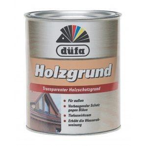 Грунт Dufa Holzgrund 30 л бесцветный