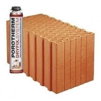 Керамічний блок Porotherm PTH 44 P+W Dryfix 440x248x249 мм