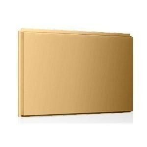 Фасадная кассета Ruukki Liberta original 102Grande 900*1100*2400 мм (RAL1002/песочно-желтый)