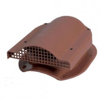 Вентилятор подкровельного пространства Wirplast Rolling К51-4 310*237 мм красный