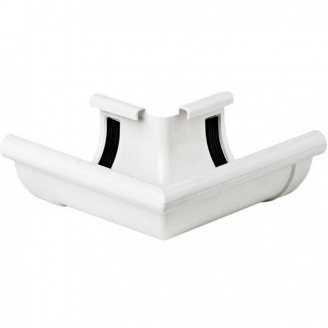 Угол наружный Profil Z 90° 90 мм белый