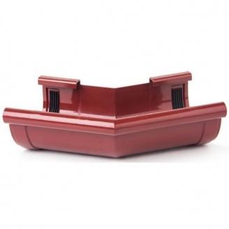Угол наружный Profil Z 135° 90 мм красный