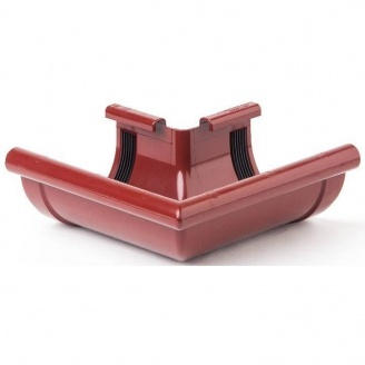 Угол внутренний Profil W 90° 90 мм красный