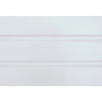 Панель софіт ASKO без перфорації 3,5 м біла