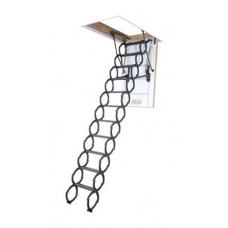 Чердачная лестница FAKRO LST ножничная 60x90 см