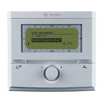 Погодозависимый регулятор температуры Bosch FW100