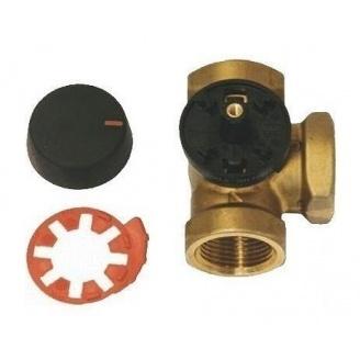Трехходовой смеситель Bosch DWM 25-2 DN25 90 градусов