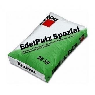 Штукатурка Baumit Edelputz Spezial 2К барашек 25 кг white