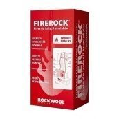 Высокотемпературная плита из каменной ваты ROCKWOOL FIREROCK 1000x600x30 мм