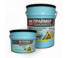 Праймер битумный эмульсионный ТехноНИКОЛЬ № 04 20 кг