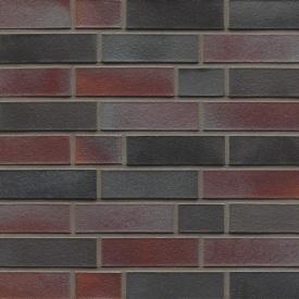 Клінкерна облицювальна цегла Muhr Klinker LI - NF 25 Violettschwarz glatt 240x115x71 мм
