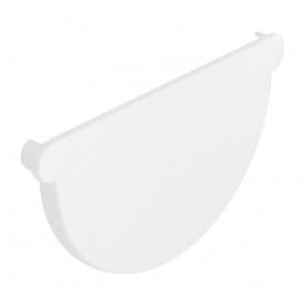 Заглушка воронки універсальна Nicoll 25 ПРЕМІУМ білий