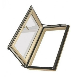 Окно-выход на крышу FAKRO FWR U3 термоизоляционное 78x118 см