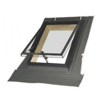 Выход на крышу FAKRO WSZ с изоляционным окладом 86x86 см