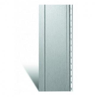 Вертикальный сайдинг Альта-Профиль Quadrohouse electro металлик