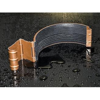 Соединитель желоба Struga 150 мм