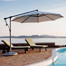 Большой зонт с боковой ногой Sunwing C+