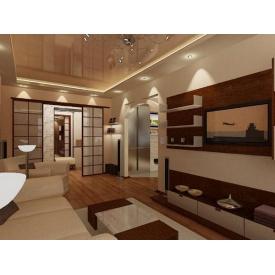 Комплексный капитальный ремонт двухкомнатной квартиры