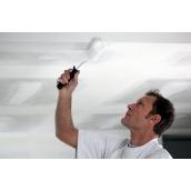 Покраска потолков водоэмульсионной краской