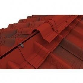 Гребінь модельний сбірний Onduvilla 1060x194 мм червоний класік
